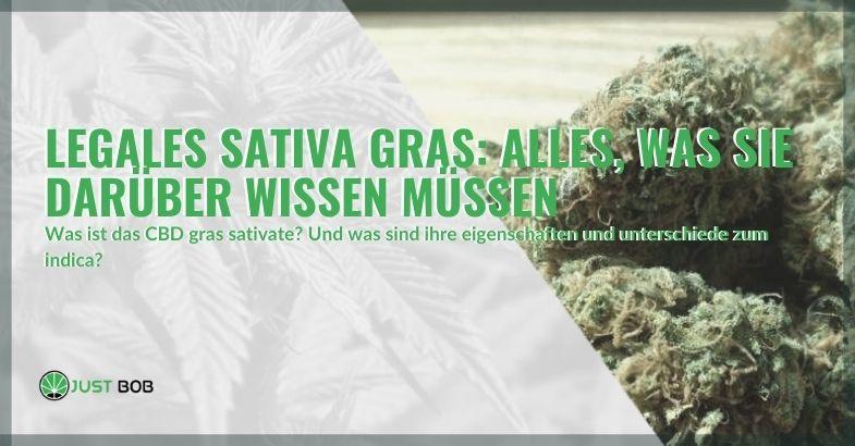 Legales Sativa Gras