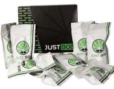 Kit mit 12 Produkten von CBD gras